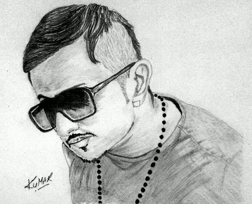 Honey Singh by Kumarr